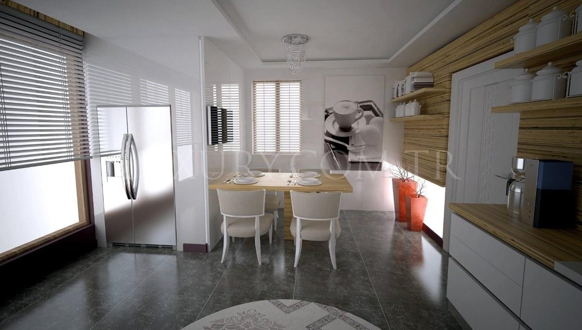 Aferan Mutfak Dekorasyonu