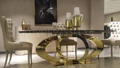 Alberta Luxury Dining Room