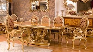 Alenas Walnut Classic Dining Room