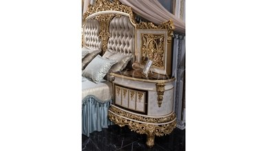 Altay Classic Bedroom - Thumbnail