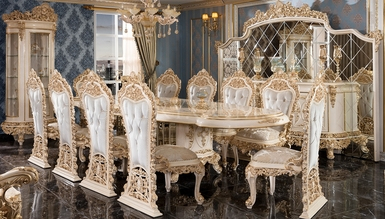 Altay Classic Dining Room - Thumbnail