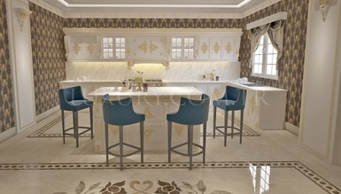 Vares Kitchen Decoration | Luxury Line