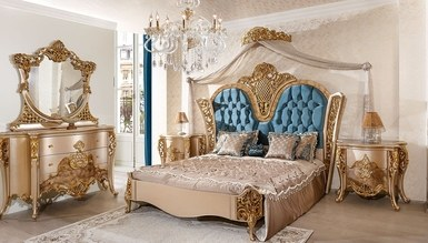 Analiz Carved Classic Bedroom