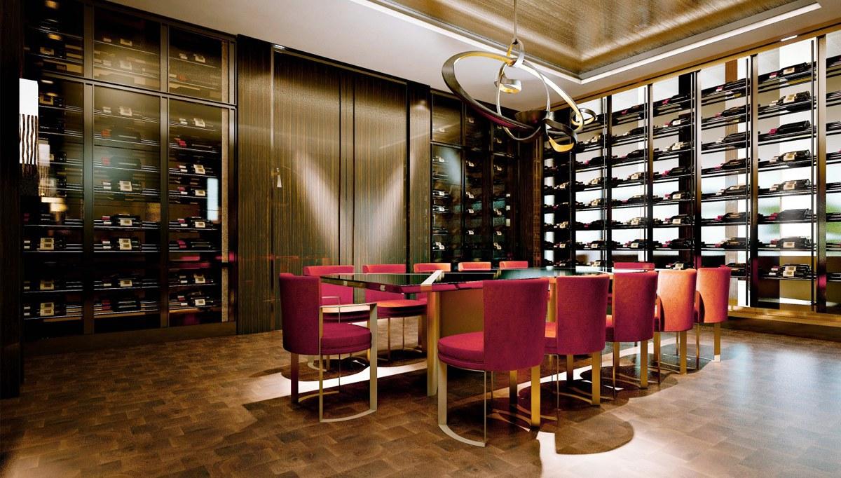 Antena Cafe ve Restorant Furniture