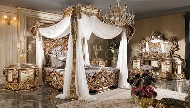 Aspendos Cibinlikli Classic Bedroom