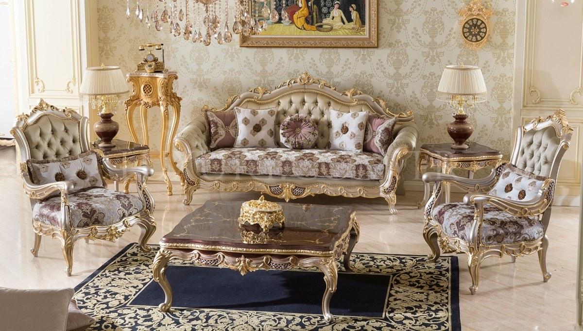Astana Classic Living Room