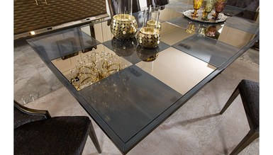 Astora Metal Dining Room - Thumbnail
