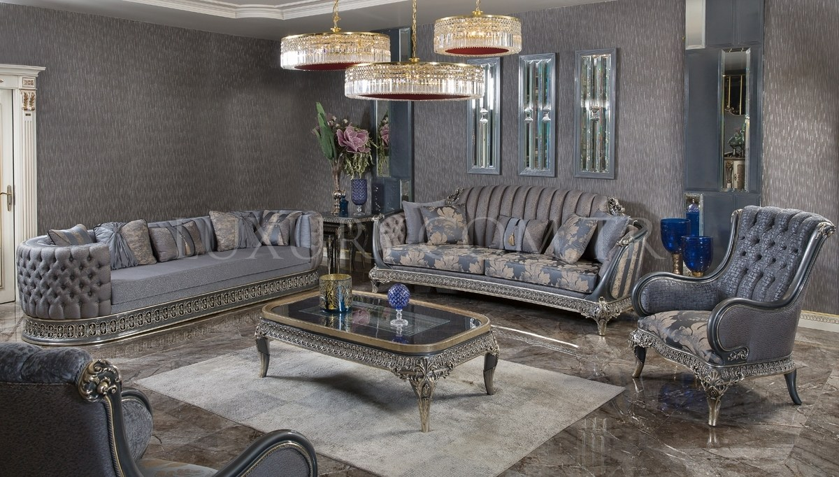 Aydos Luxury Living Room Line