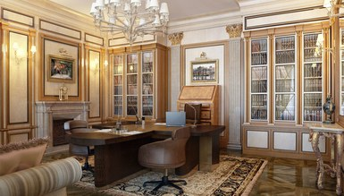 Balzori Office Decoration