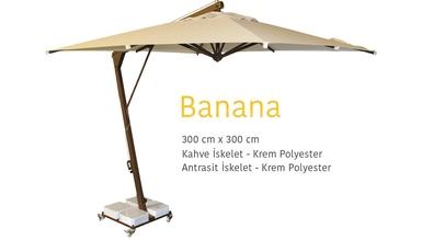 Banana Garden Umbrella