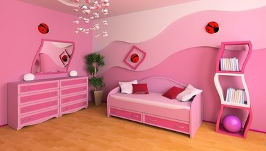 Barbie Young Room