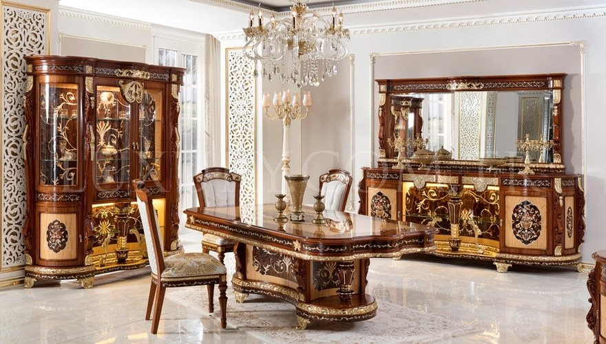 Bartüs Classic Dining Room
