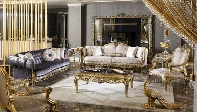 Bulgarya Classic Living Room