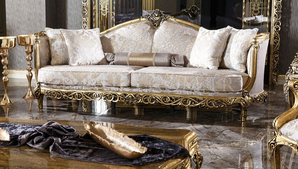 Bulgarya Classic Living Room