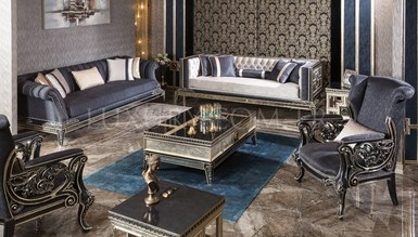 Burgaz Luxury Living Room