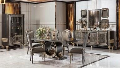 Calenas Art Deco Dining Room
