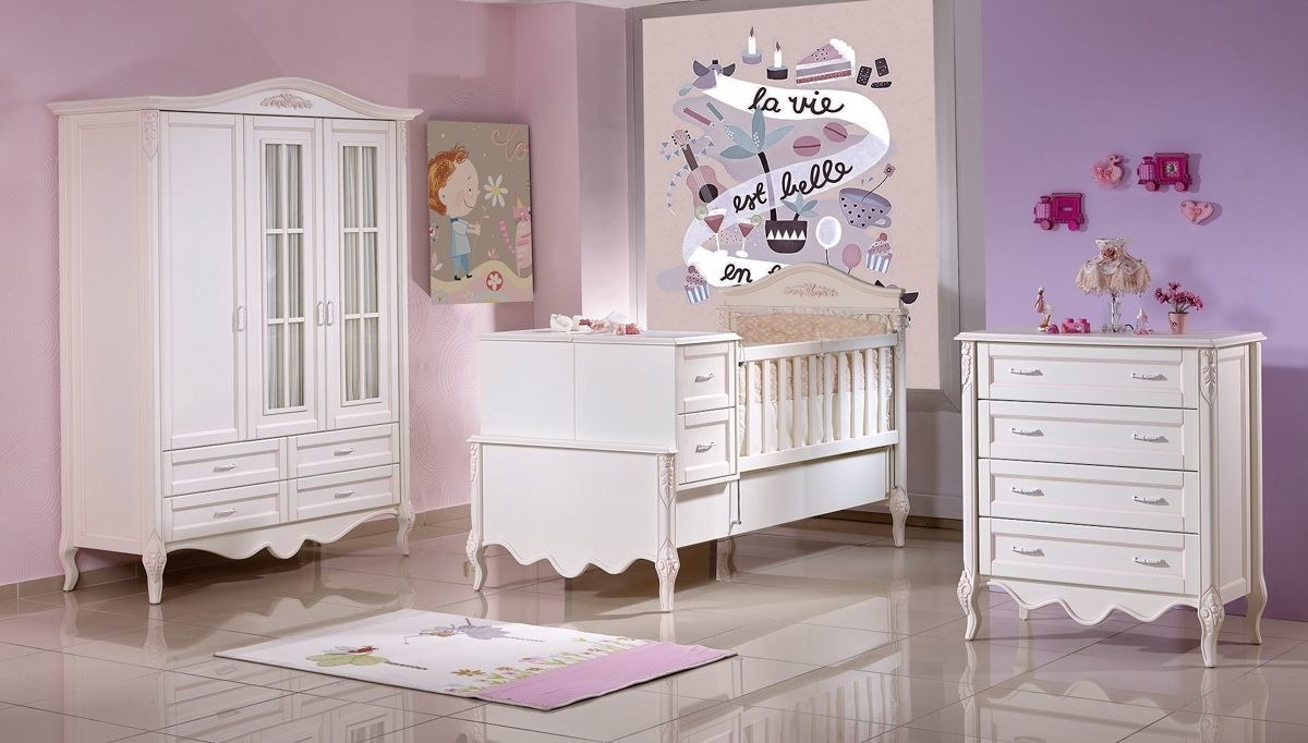 Canparem Country Kids Beds