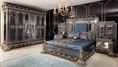 Cape Town Grey Classic Bedroom
