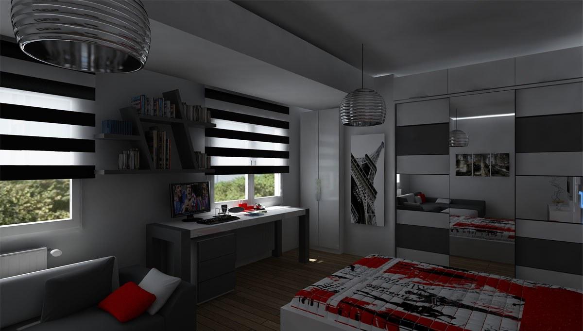 Dahab Young Room