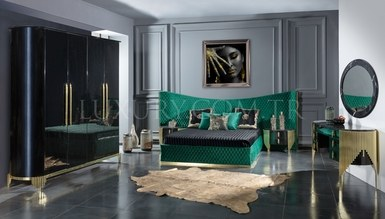 Destan Metal Bedroom