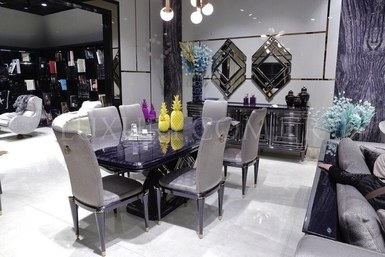 Diore Metal Dining Room