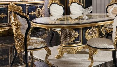 Dubai Classic Dining Room - Thumbnail