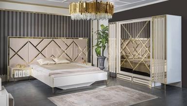 Edison Metal Bedroom