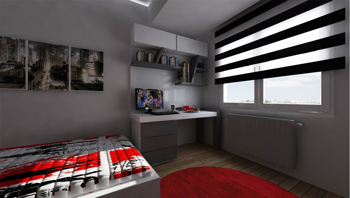 Elroy Young Room