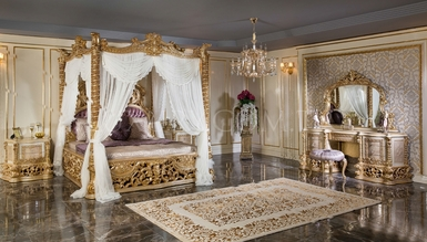 Esvatini Cibinlikli Classic Bedroom
