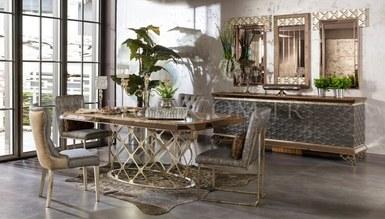 Evista Metal Dining Room