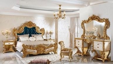 Fetih Paşa Lake Carved Classic Bedroom