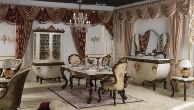 Fırat Green Gold Dining Room