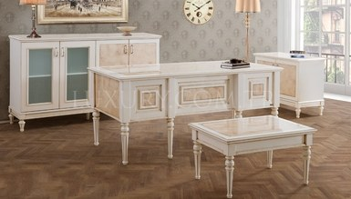 Forena Wooden Office Room