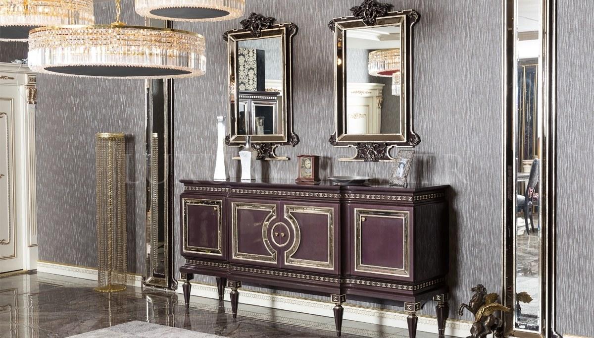 Gilan Classic Dining Room