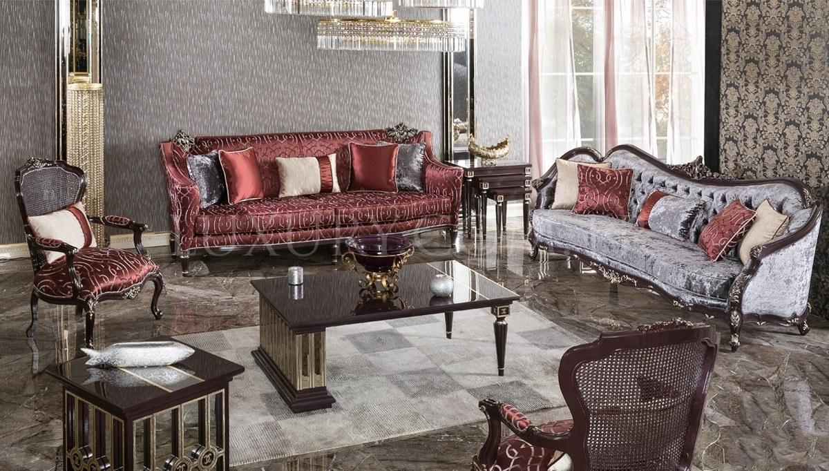 Gilan Classic Living Room
