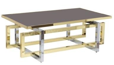 Gonema Metal Coffee Table