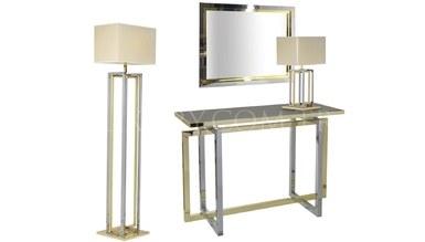 Gonema Metal Dresser