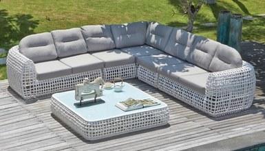 Gusto Garden Corner Sofa