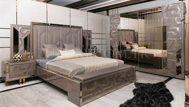 Gustora Metal Bedroom