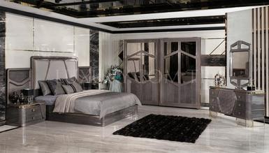 İkonas Metal Bedroom