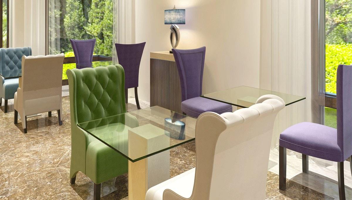 Kanter Cafe ve Restorant Furniture