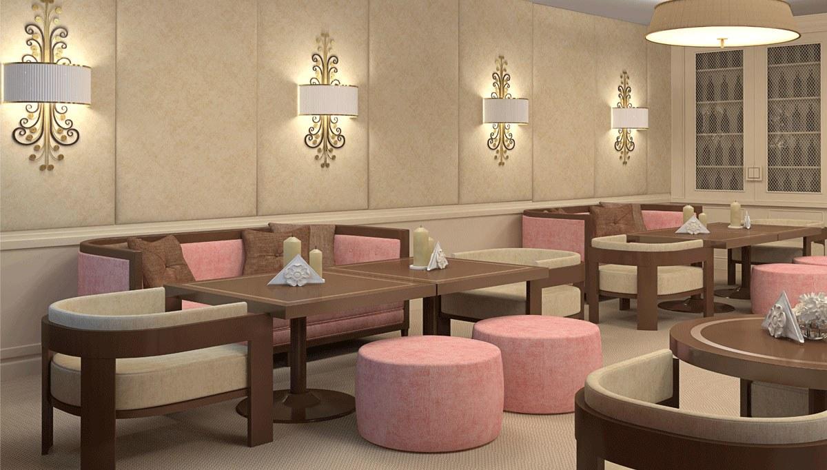 Kentiya Cafe ve Restorant Furniture