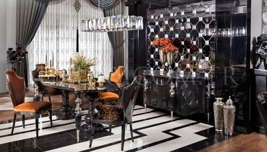 Kleopatra Luxury Dining Room