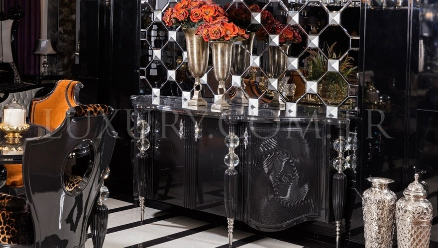 Kleopatra Luxury Dining Room