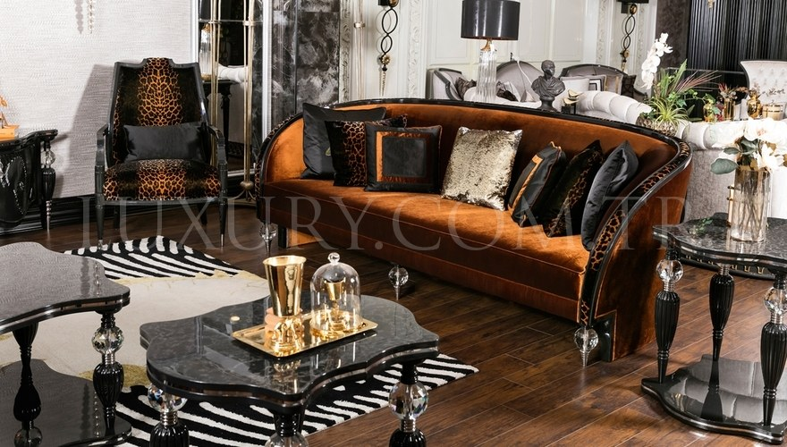 Kleopatra Luxury Living Room