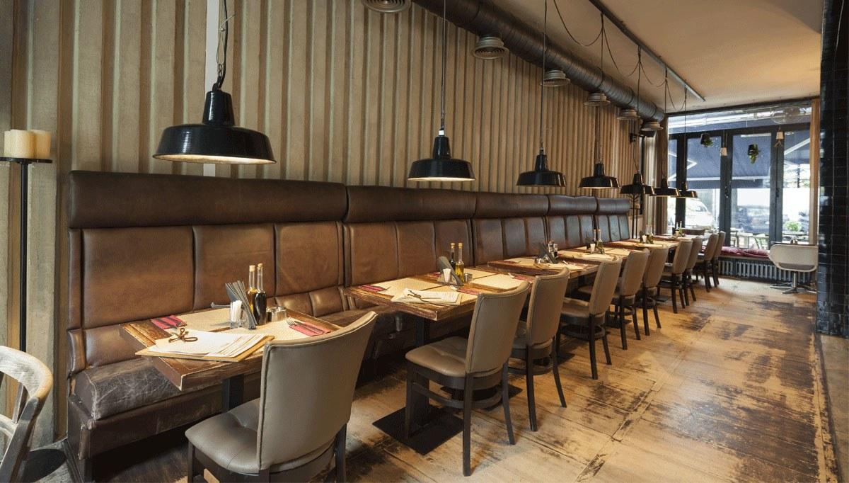Kudam Cafe ve Restorant Furniture