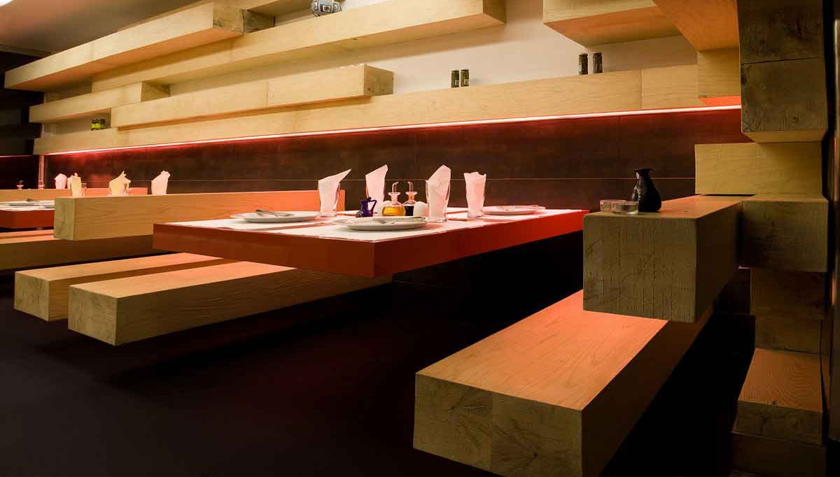Kurase Cafe ve Restorant Furniture