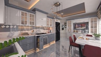 Lanves Mutfak Dekorasyonu
