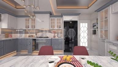 Lanves Mutfak Dekorasyonu - Thumbnail