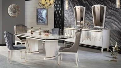 Levora Metal Dining Room
